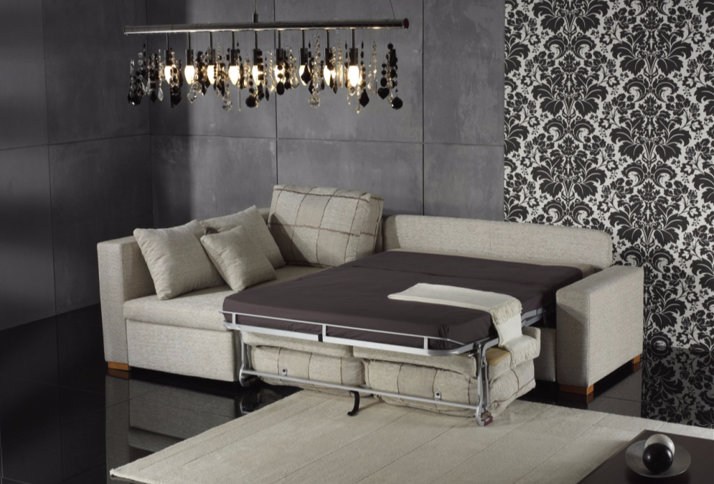 F brica de sof s y colchones sof s cama for Sofa apertura italiana