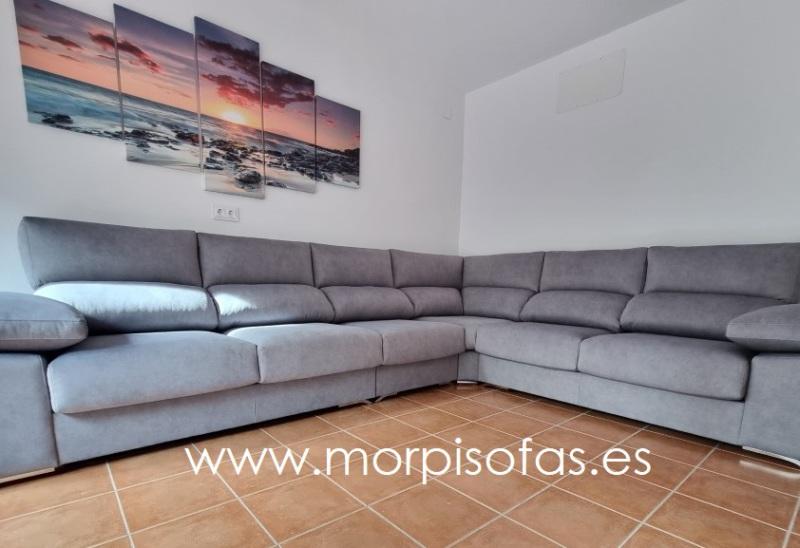 F brica de sof s y colchones sofas rinconeras for Fabricantes de sofas en espana