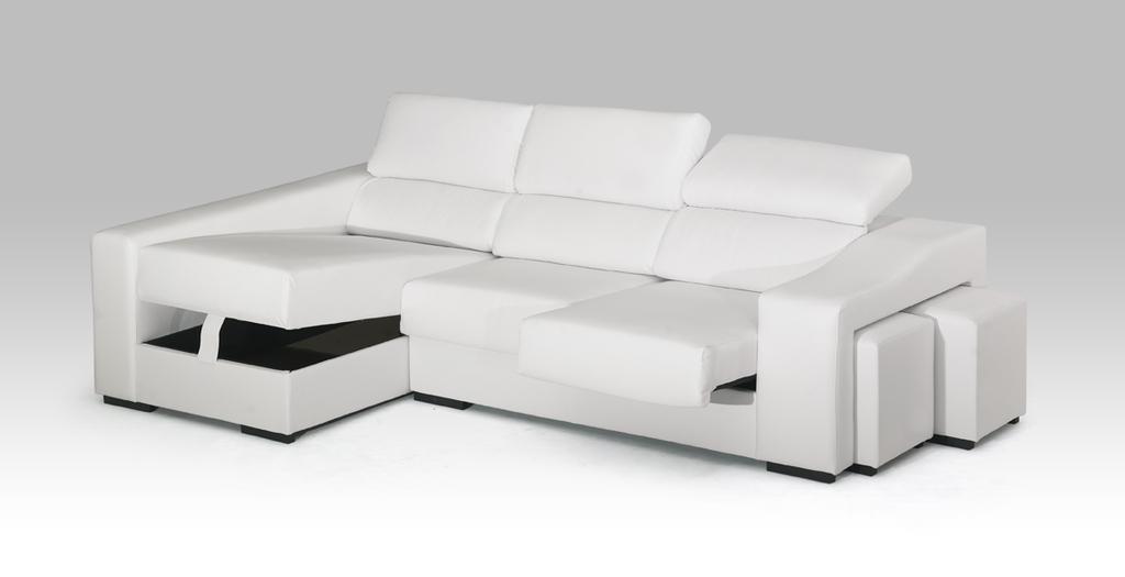 F brica de sof s y colchones chaise longue barcelona diseno - Sofas de diseno barcelona ...