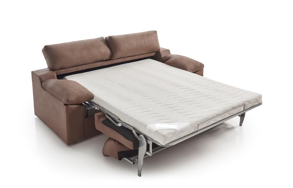 F brica de sof s y colchones sofa 3 plazas cama sistema for Cama 120x190